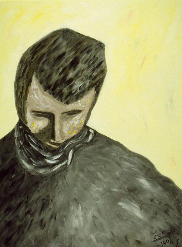 George Mullen, Solitude, 1996, 48