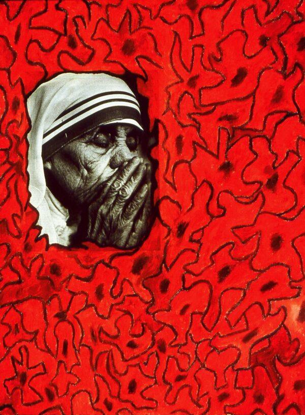 George Mullen, Roses for Mother Teresa, 1997, 24
