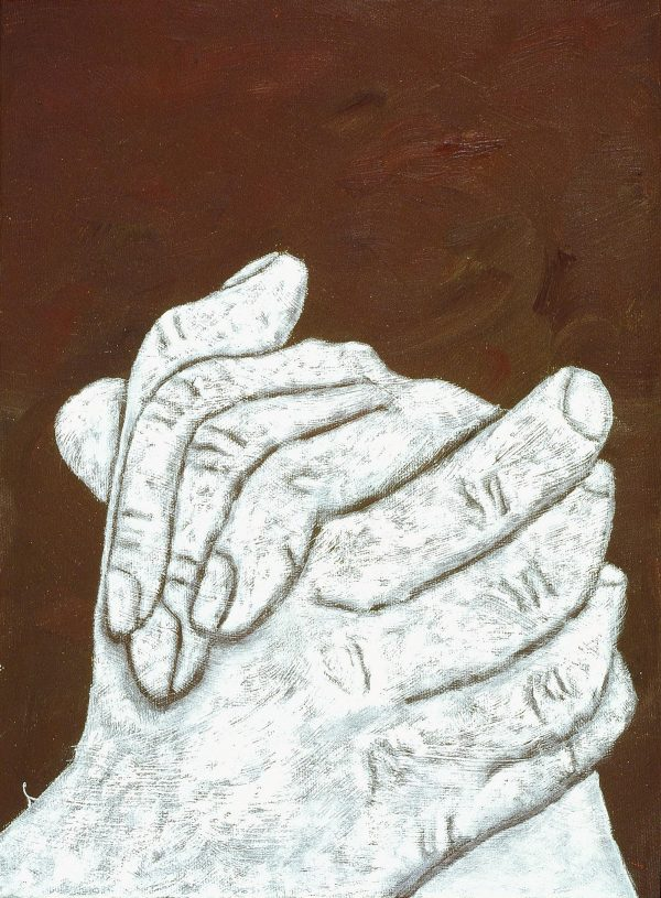 George Mullen, The Hands of God, 1998, 12