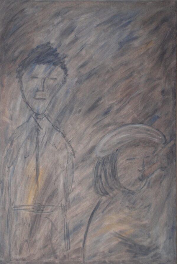 George Mullen, Sevilla Nights - Rubbing Shoulders with Doom, 2009,, 36