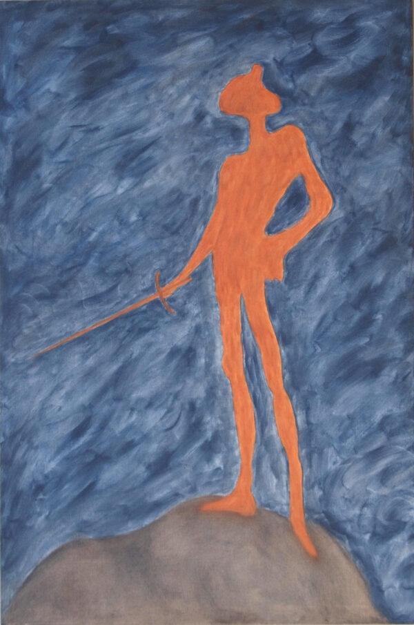 George Mullen, Sevilla Nights - A Knight No More, 2008, 36