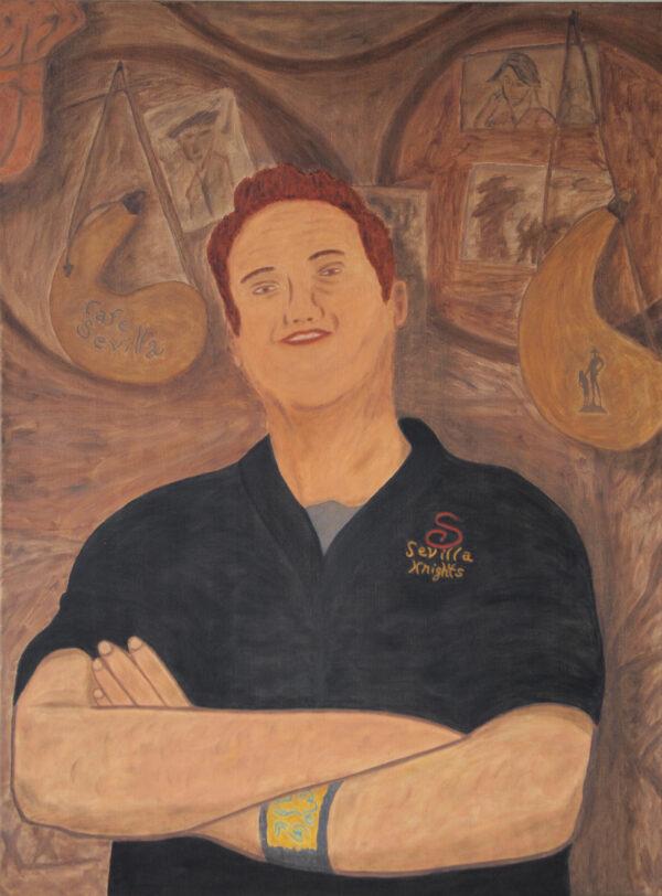 George Mullen, Sevilla Nights - Raymondo the Great, 2008 - 2010, 40